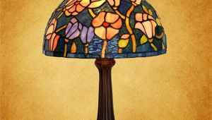 Fake Tiffany Table Lamps