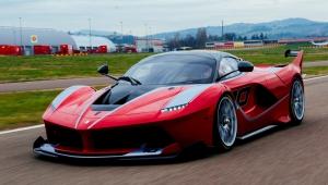 Ferrari FXX K 4K