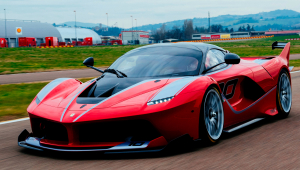 Ferrari FXX K Download Free Backgrounds HD