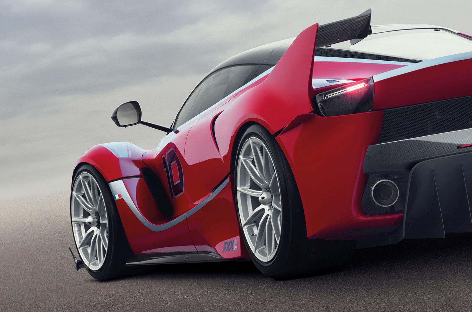 Download Ferrari Fxxk Wallpaper  Pics