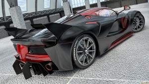 Ferrari FXX K Images