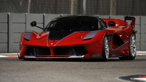 Ferrari FXX K Wallpapers HD