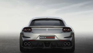 Ferrari GTC4Lusso Photos