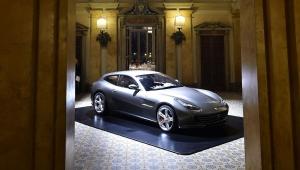 Ferrari GTC4Lusso Wallpaper