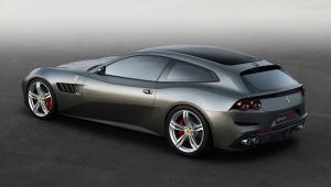 Ferrari GTC4Lusso Wallpapers