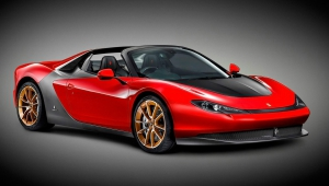 Ferrari Sergio Wallpapers