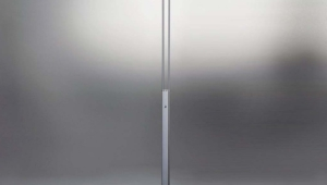 Floor Lamp With Dimmer Control