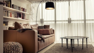 Floor Lamps That Hang Over Couch