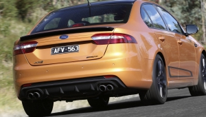 Ford Falcon XR Sprint HD