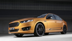 Ford Falcon XR Sprint Wallpaper