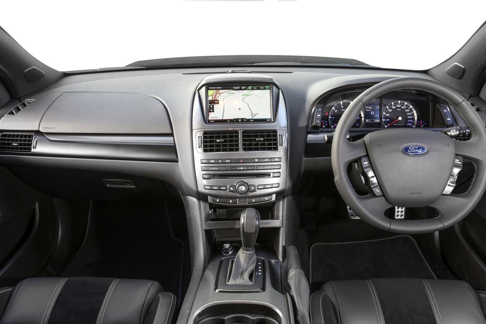 Ford Falcon XR Sprint For Desktop