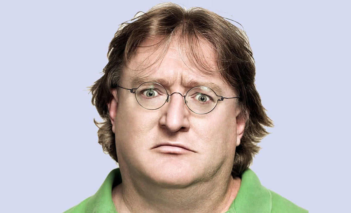 Gabe Newell High Definition Wallpapers