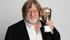 Gabe Newell Wallpaper