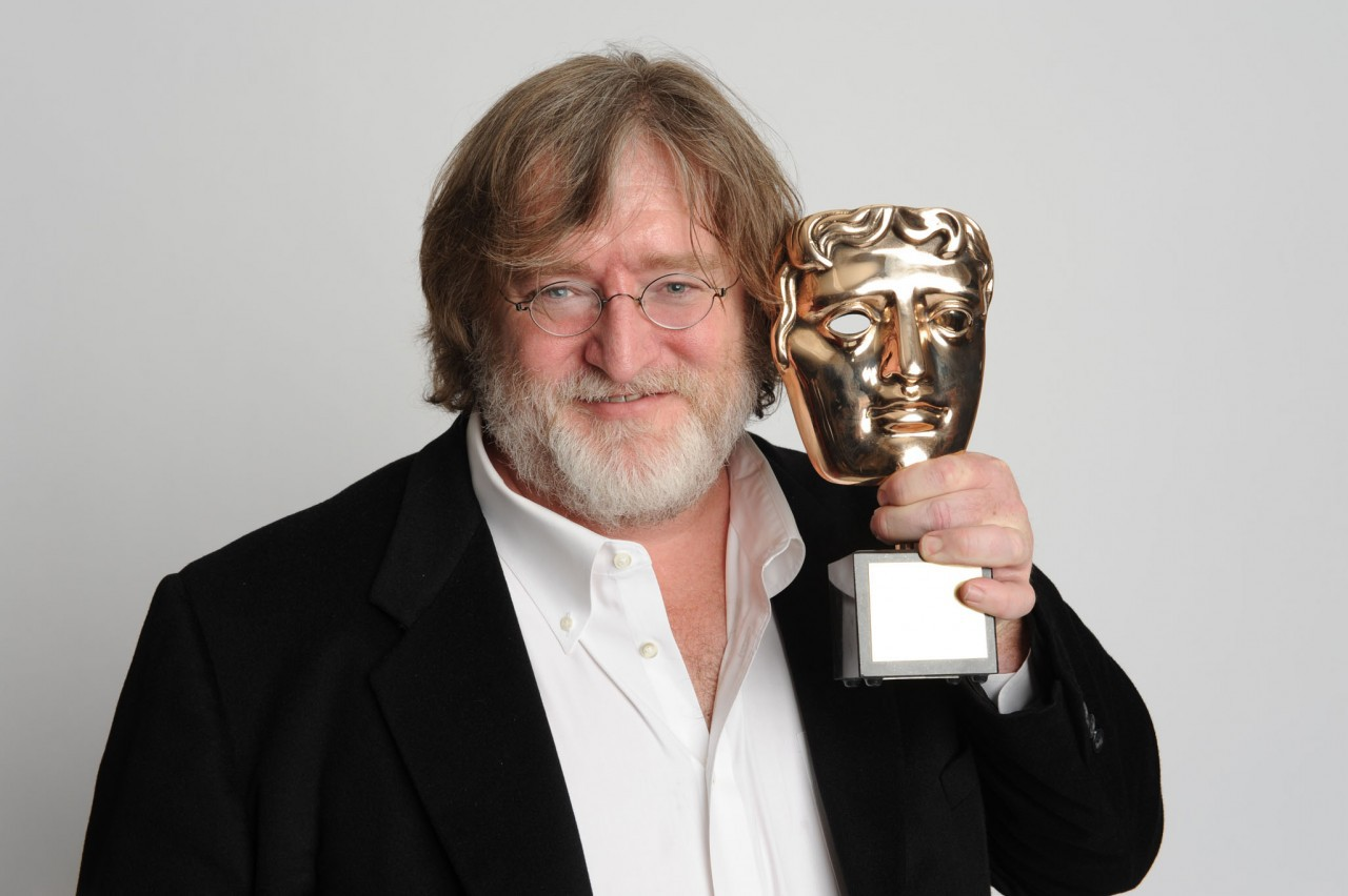 gabe newell wallpaper - photo #11