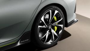 Honda Civic 2017 Images