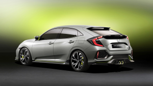 Honda Civic 2017 Pictures