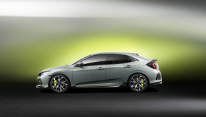 Honda Civic 2017 Wallpaper