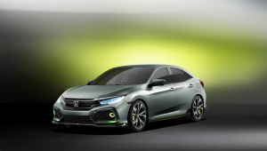Honda Civic 2017 Wallpapers HD