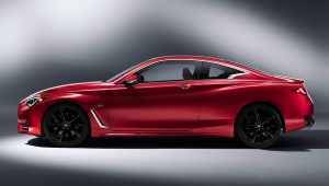 Infiniti Q60 Coupe Background
