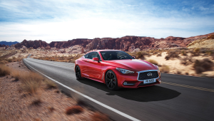 Infiniti Q60 Coupe Wallpapers
