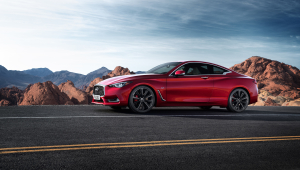 Infiniti Q60 Coupe Wallpapers HD