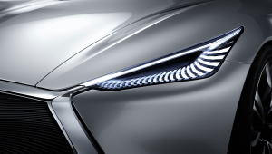 Infiniti Q80 Inspiration Concept Background