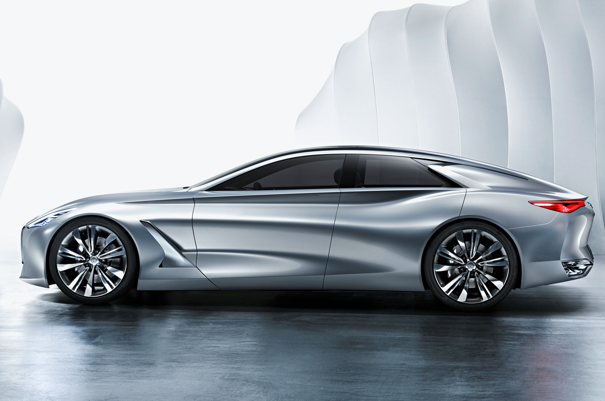 Infiniti Q80 Inspiration Concept Wallpapers HD Free Download