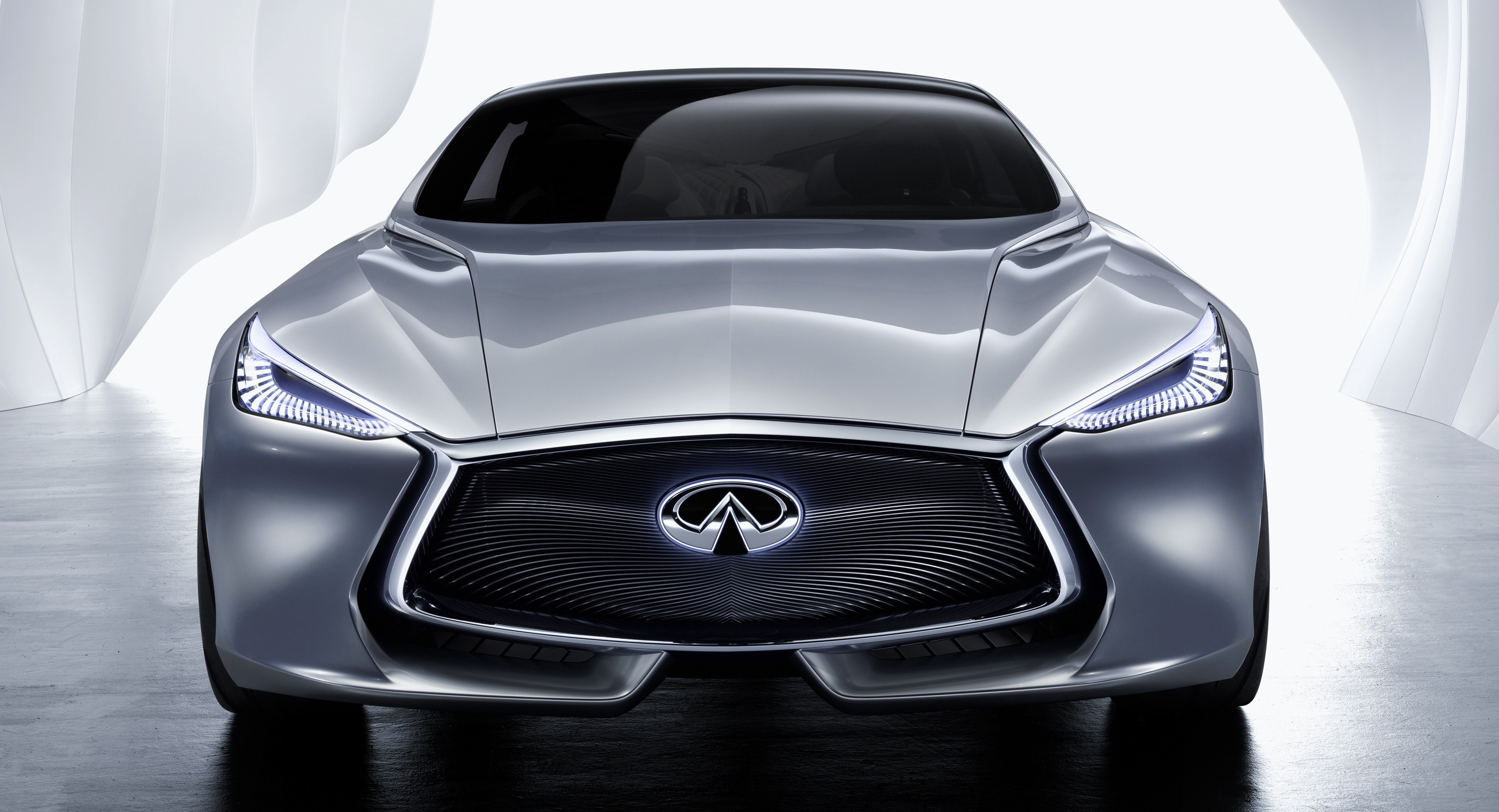 Infiniti Q80 Inspiration Concept HD Wallpaper