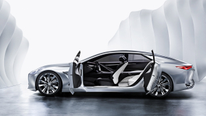 Infiniti Q80 Inspiration Concept High Definition Wallpapers
