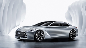 Infiniti Q80 Inspiration Concept Wallpapers