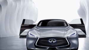 Infiniti Q80 Inspiration Concept Wallpapers HD