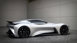 Infiniti Vision GT Concept Images