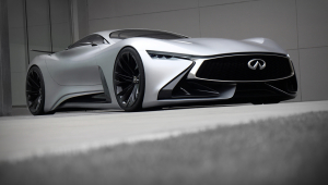 Infiniti Vision GT Concept Wallpaper
