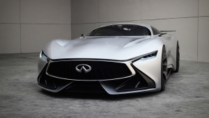Infiniti Vision GT Concept Wallpapers HD