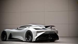 Infiniti Vision GT Concept Widescreen