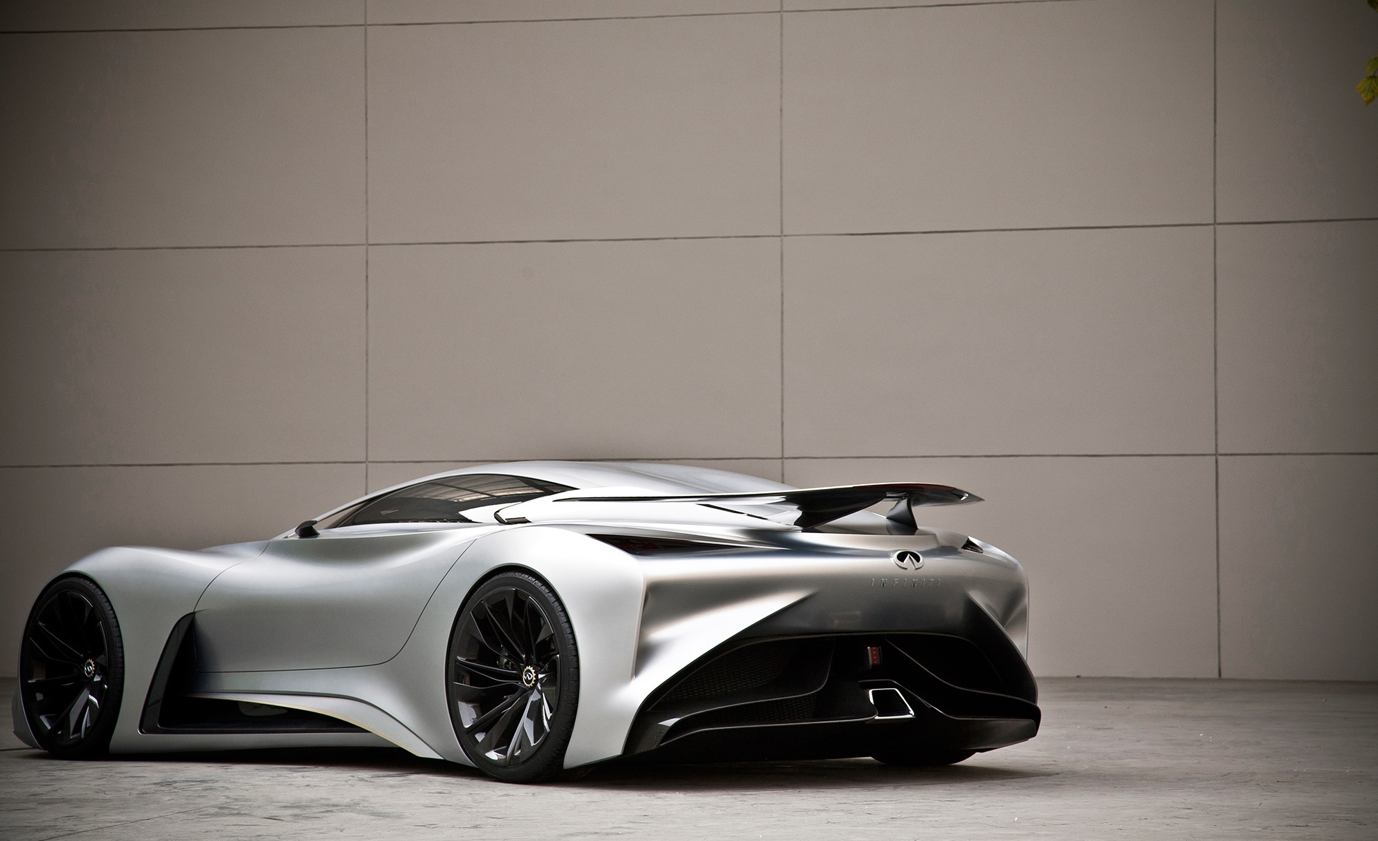 Infiniti Vision Gt Concept Wallpapers Hd Free Download