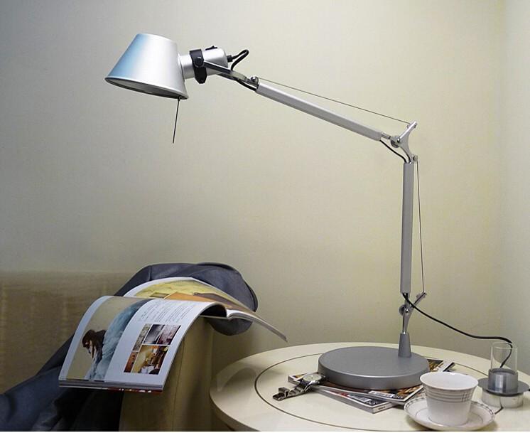 modern desk lamps images. Black Bedroom Furniture Sets. Home Design Ideas