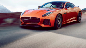 Jaguar F Type SVR Pictures