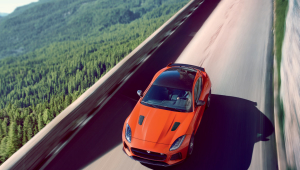 Jaguar F Type SVR Wallpapers HD