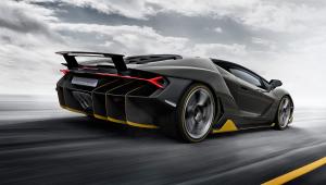 Lamborghini Centenario Photos
