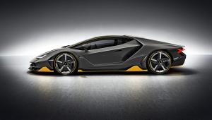 Lamborghini Centenario Pictures