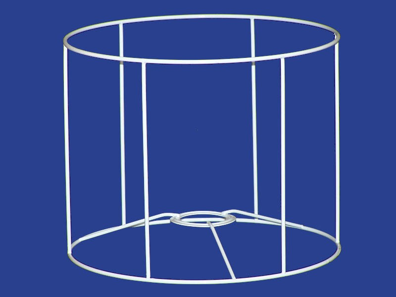 Lamp Shade Drum Frame