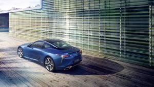 Lexus LC 500h Desktop