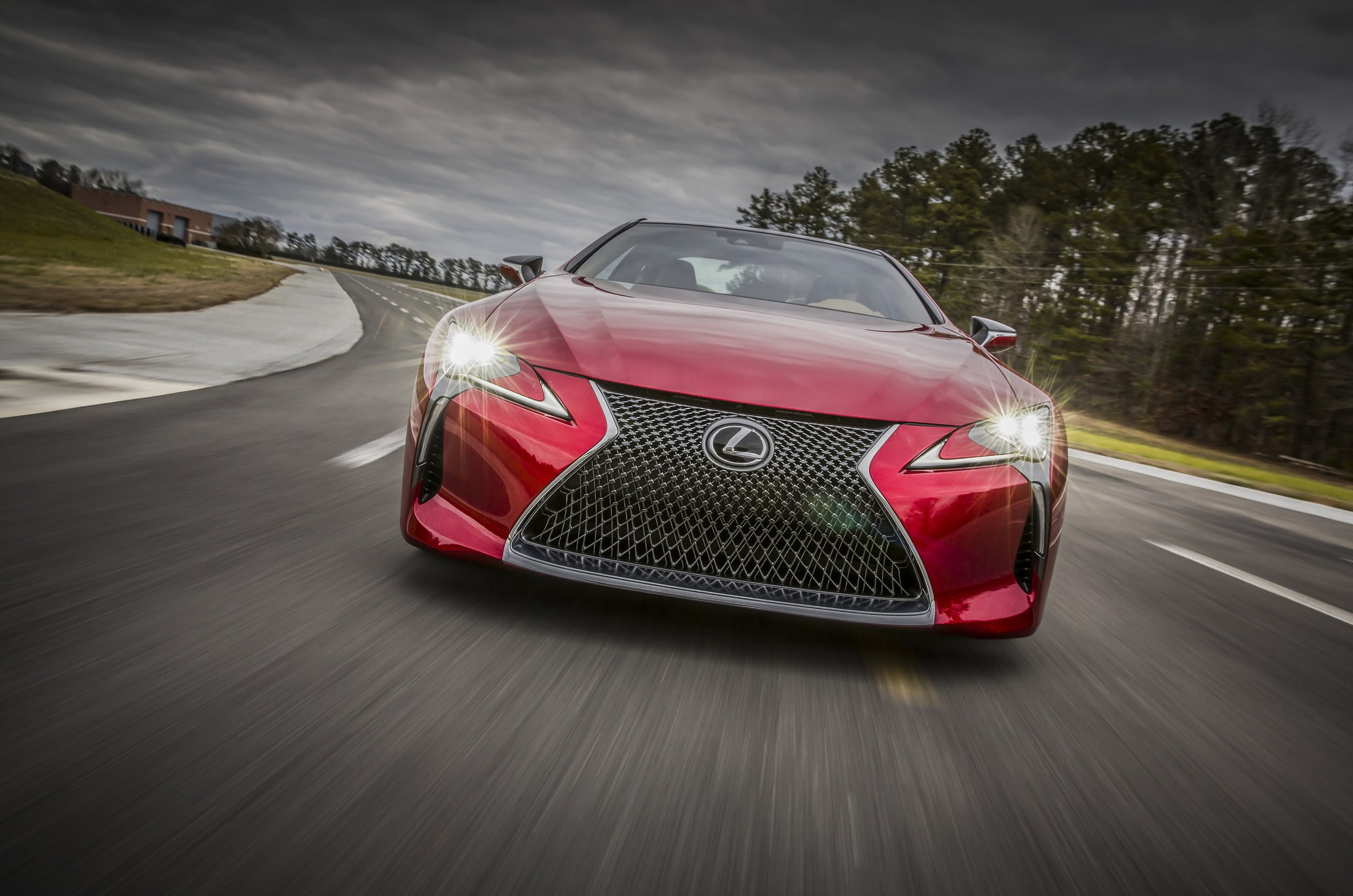 Lexus LC 500h Download