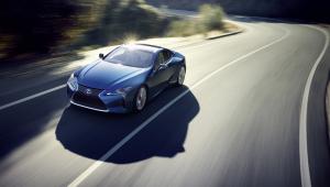 Lexus LC 500h HD