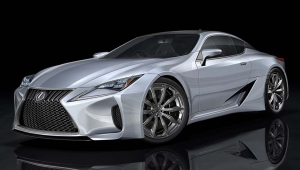 Lexus LC 500h HD Wallpaper