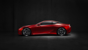 Lexus LC 500h Wallpapers HD