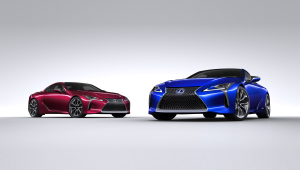 Lexus LC 500h Wallpapers HQ