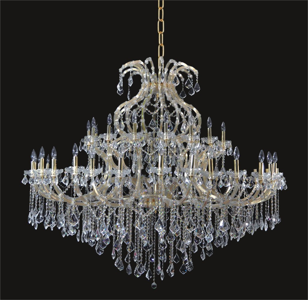 Magnetic Crystal Chandelier Pendants