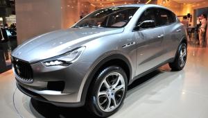 Maserati Levante SUV Images